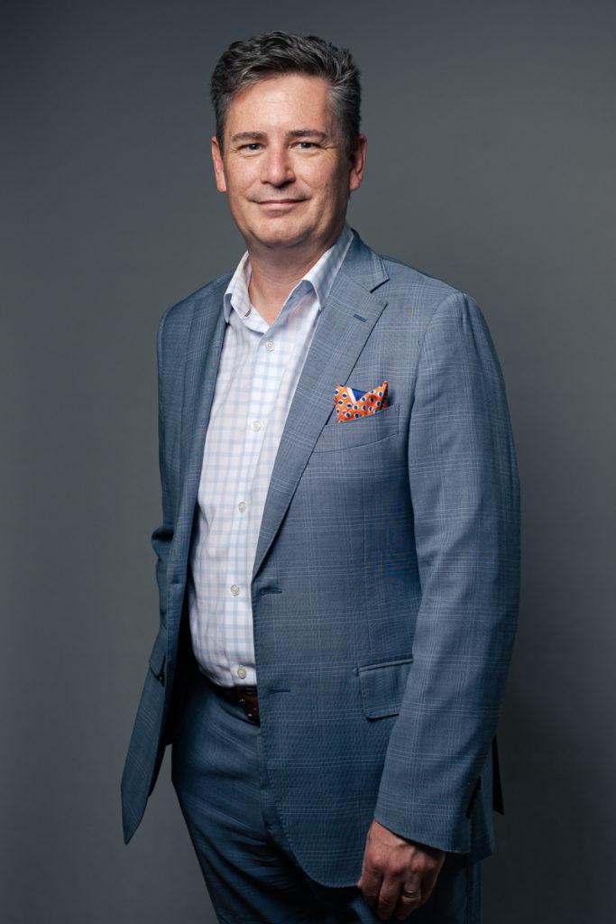 Mark Perry, Biza's new CCO